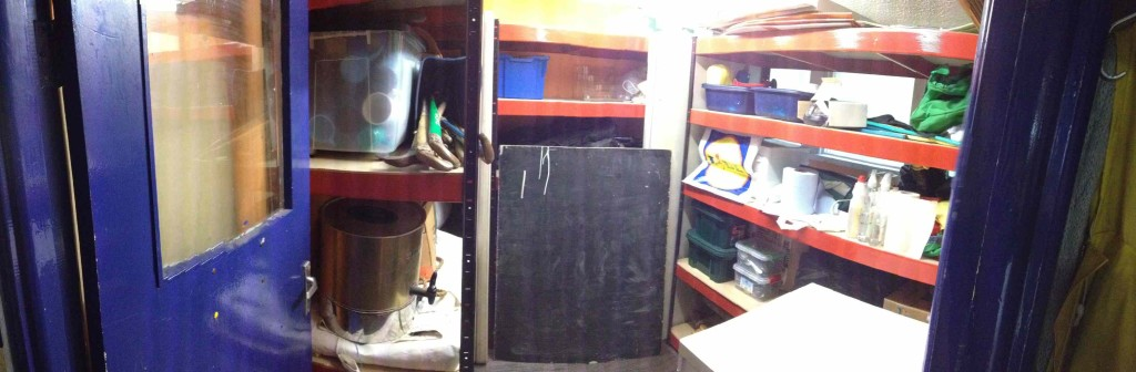 New Store Room